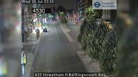 Croydon: A Streatham H Rd/Kingscourt Rd - Aktuell