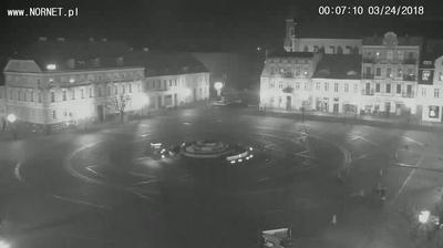 Webcam Gniezno: Market Square