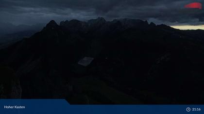 Brülisau: Hoher Kasten, Alpstein