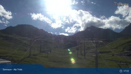 Samnaun-Compatsch: Samnaun - Alp Trida, Alp Trida
