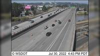 Fife: I- at MP .: Puyallup River Bridge - Actuales