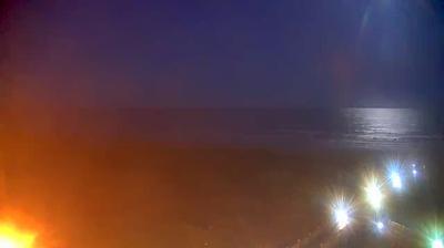 Thumbnail of South Padre Island webcam at 7:44, Mar 8