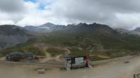 Val d Isere: Mont�e de Bellevarde - Overdag