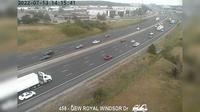Ennisclare Park: QEW near Royal Windsor Drive - Current