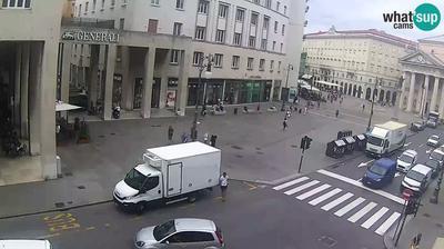 Città Nuova-Barriera Nuova-San Vito-Città Vecchia: Trieste - Borsa square