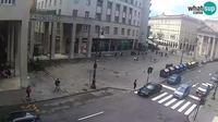 Citta Nuova-Barriera Nuova-San Vito-Citta Vecchia: Trieste - Borsa square - Dagtid