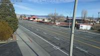 Lee Vining: Webcam de Mono City - USA - Actuelle