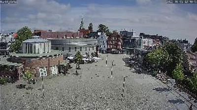 Delmenhorst: Rathausplatz