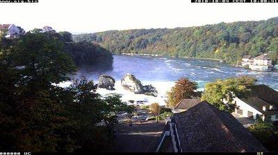 Laufen: Rheinfall bei Neuhausen