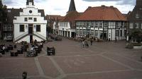 Lingen: Marktplatz - Overdag