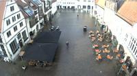 Lemgo: Marktplatz − Nordansicht