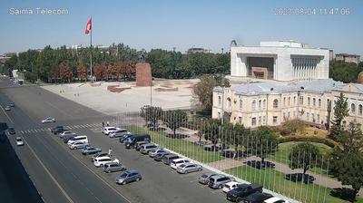 Бишкек: Ala-Too Square