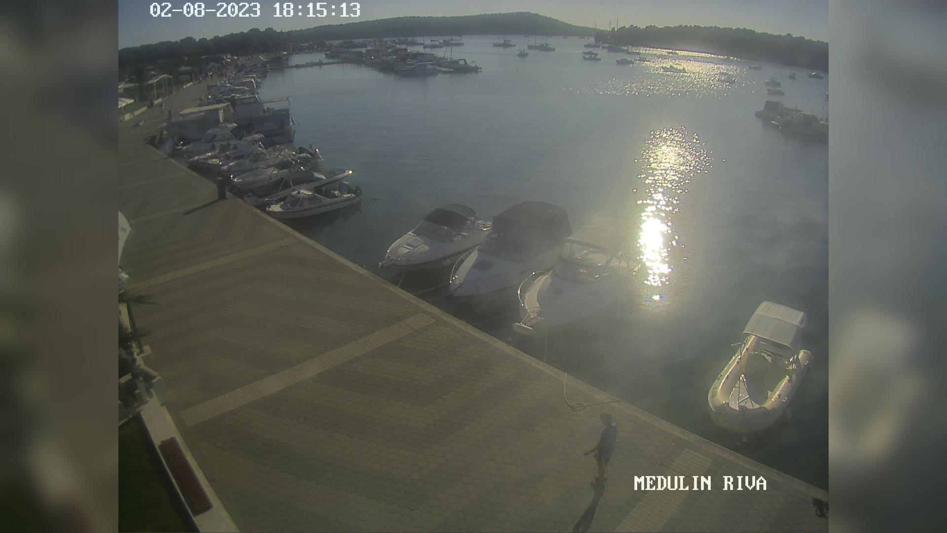 Веб-камера Медулина (Хорватия)