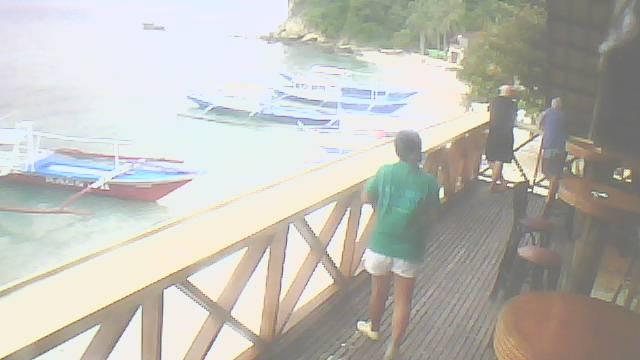 Webcam Puerto Galera: La Laguna Beach Club & Dive Centre