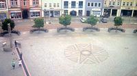 Mittweida: Markt - Day time