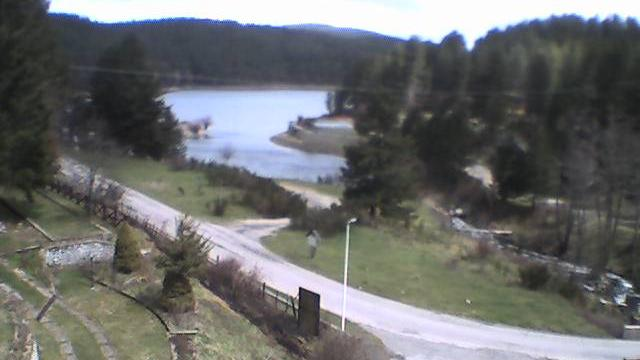 Webcam Lago Ampollino: Ampollino Lake