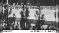 Spokane > North: US  at MP : Little - River () - Aktuell