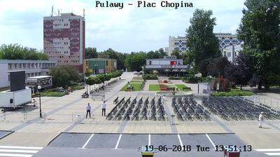 Webcam Puławy › South: › South-East