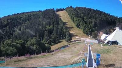 Borne › Sud-ouest: Ski slope