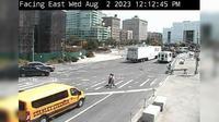 New York: Grand Army Plaza - Overdag