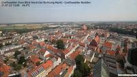 Greifswald › North-East: Markt - Dagtid