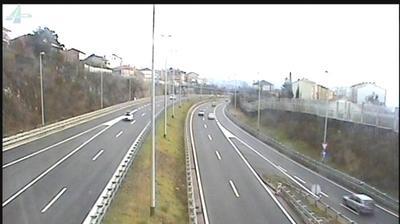 Daylight webcam view from Zamet: Primorsko Goranska