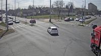 Debrecen: Árpád tér - Overdag