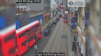 London: High Rd/Ealing Road - Overdag