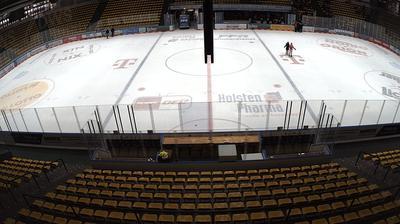 Frankfurt: Eissporthalle
