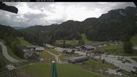 Altaussee: AlpenParks Lodge GmbH - AlpenParks Hagan Lodge - Day time