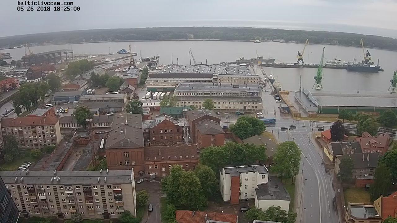 Webcam Klaipėda: Port