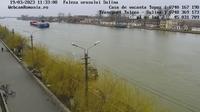 Sulina: Strada 1 - Danube - Sulina Branch - Danube River - El día