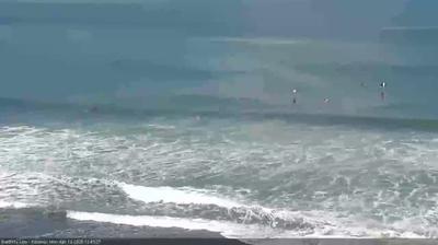 Vue webcam de jour à partir de Keramas Bali Villas: Keramas − Villas − Meer