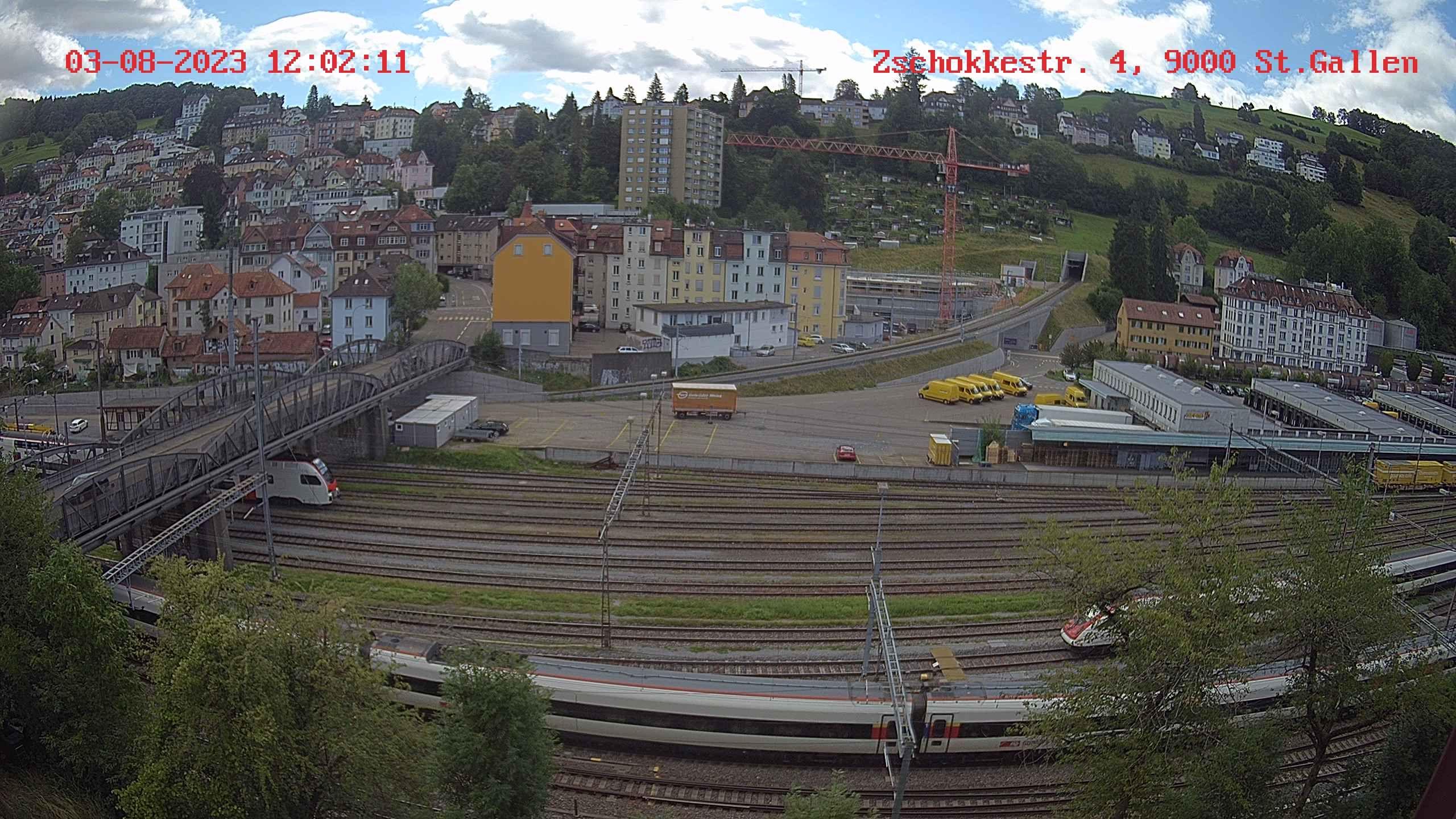 Sankt Gallen › Süd: Ruckhalde