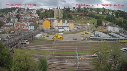 St. Gallen › Süd: Ruckhalde