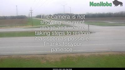 Vue webcam de jour à partir de Oakville: Trans Canada Highway