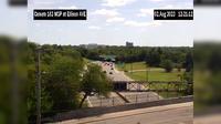 East Williston > North: MSP between M and M (Ellison Ave. Interchange) - Overdag