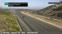 Newport Beach > South: SR- : North of Toll Plaza B - Recent