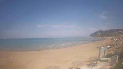Daylight webcam view from Avliotes: San Stefano Webcam