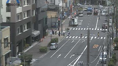 Webcam 蔵前: Asakusa − Live − traffic cam