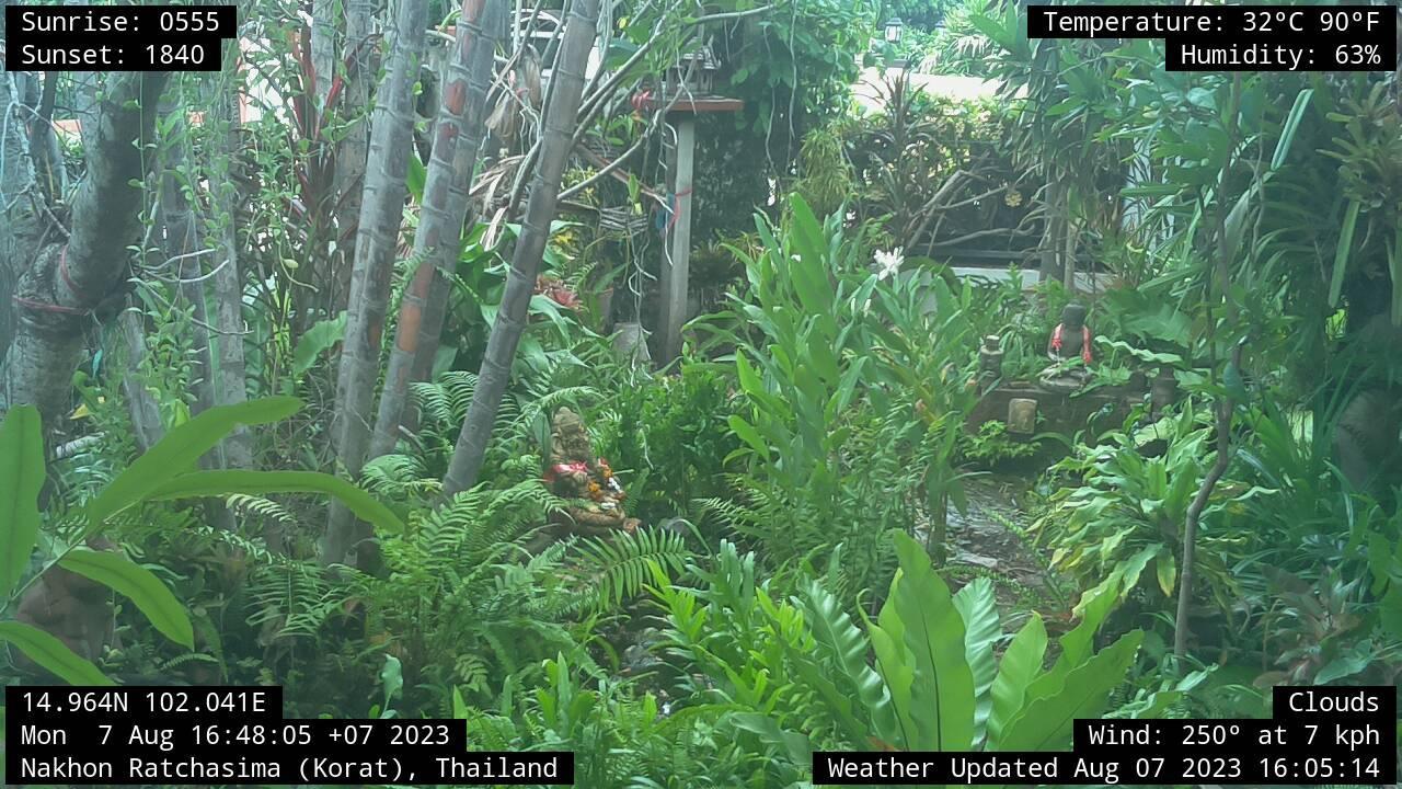 Webkamera Nakhon Ratchasima: Korat Web Cam