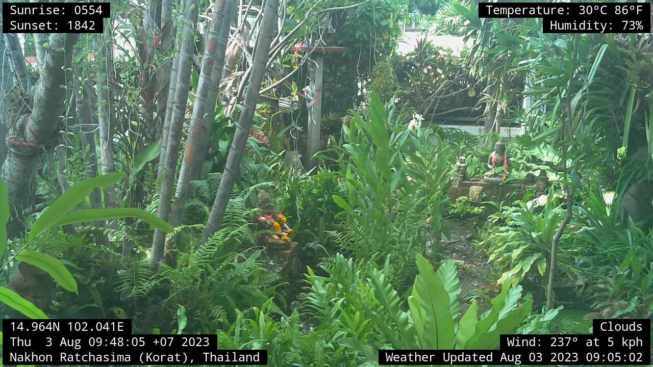 Webcam Nakhon Ratchasima: Korat Web Cam