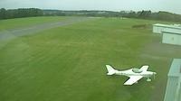 Falkenstein: Flugplatz Auerbach/V. (EDOA) - NW - Jour