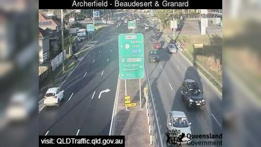 Webcam Orange Grove: Archerfield − Beaudesert Road and Gr