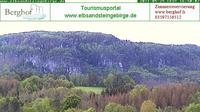 Lichtenhain: Webcam am Berghof - Actuales