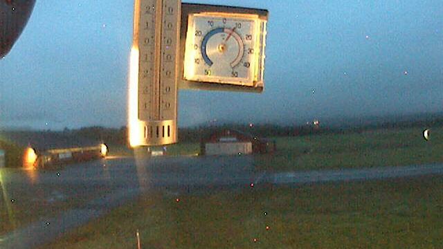 Webcam Fagerhaugen: Oppdal Flyplass