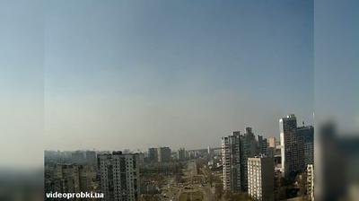 Оболонь: улица Героев Днепра