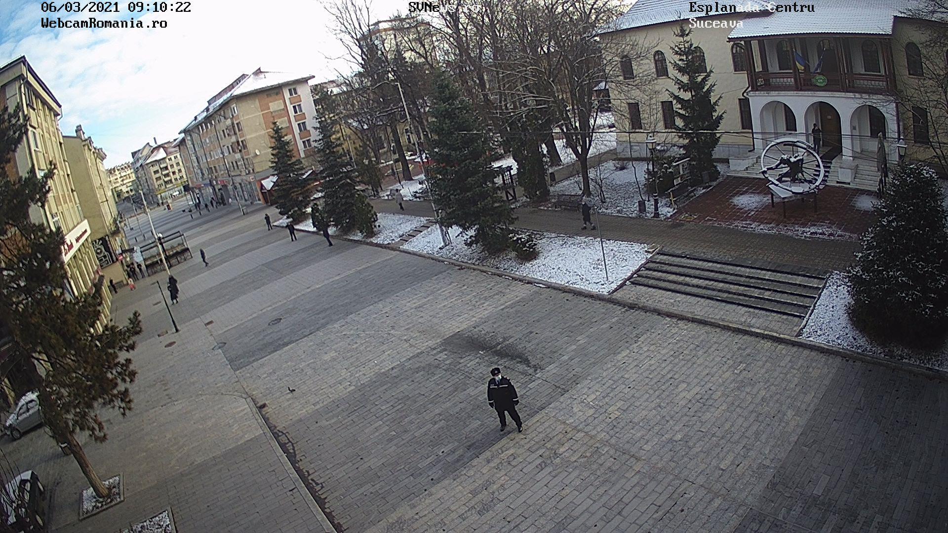Webcam Suceava: Webcam − Esplanada Centru