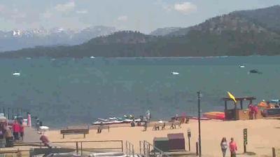 Webkamera South Lake Tahoe: Riva Grill On the Lake