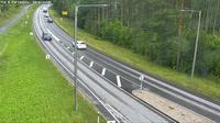 Parikkala: Tie - S�rkisalmi - Joensuuhun - El día